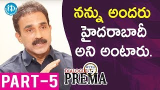 Actor Sai Chand Exclusive Interview - Part #5 | Dialogue With Prema - IDREAMMOVIES
