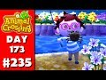 Animal Crossing: New Leaf - Part 235 - Mitten Crab (Nintendo 3DS Gameplay Walkthrough Day 173)