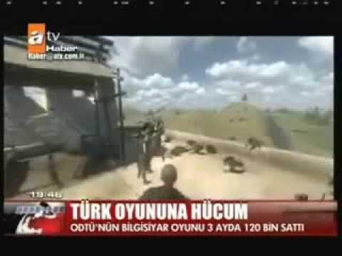 Türk Yapımı Bilgisayar Oyunu Rekor Kırıyor