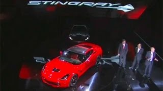 Corvette Stingray 2010 on Corvette Museum   Youtube