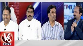 Good Morning Telangana - V6 special discussion on daily news - November 24th 2014 - V6NEWSTELUGU