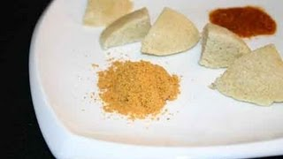 Dry Chutney Powder ..
