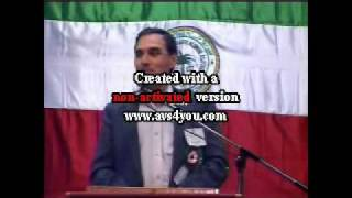 Sir Syed Day Mushaira 2003 in California- Gigit Ahmadabadi 1 view on youtube.com tube online.