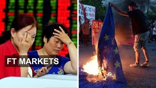 Greece risk pales against China - FINANCIALTIMESVIDEOS