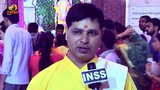 Sri Krishnashtami Special Celebrations in Iskaan Temple | Mango News - MANGONEWS