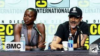 The Walking Dead: 'Becoming Negan' Comic-Con 2017 Panel - AMC