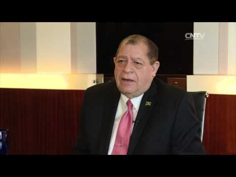 Meet the Diplomats: Jamaica Overcomes 2008 'Global Implosion' with Chinese Help