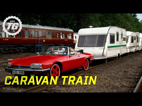 Trains part 1 - Top Gear - BBC