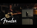 FENDER® HOT ROD DELUXE™ III & TELE®: