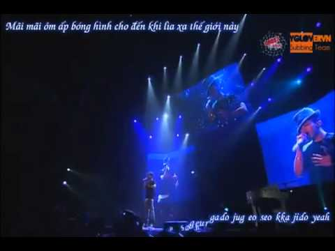 [YGLVN _ GCFS][Vietsub   Kara][Perf] Big Bang ft. V.I.P - Lies (Kojimah) @ Shine A Light concert