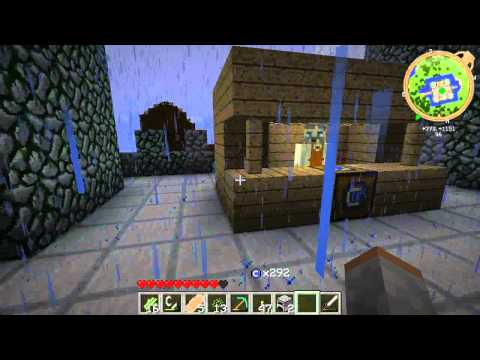 Minecraft Survival - Half Step It Up