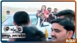 Exclusive | Azam Khan की बदज़ुबानी के बाद Jaya Prada का Rampur में शक्ति प्रदर्शन - INDIATV