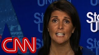 Nikki Haley previews Trump's trip to the United Nations (entire State of the Union interview) - CNN