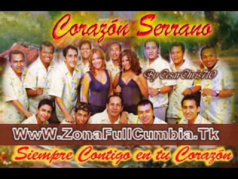 Corazon Serrano No Sabes No Te Imaginas AudioVideo