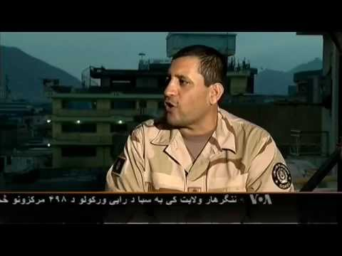 Friday, April 4th 2014 VOA Pashto