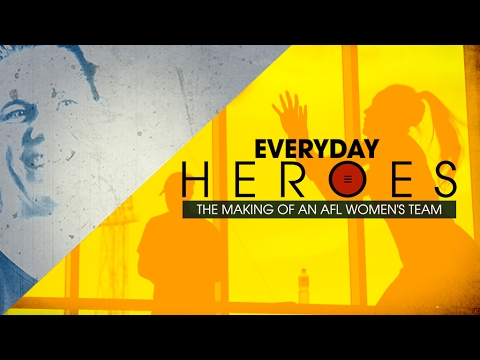 The Making of an AFL Women's Team 2017 documentary movie play to watch stream online