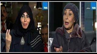 لأول مرة ابنة الفنانة سهير البابلى
