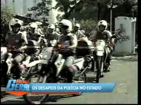 Segurana Pblica: Faltam policiais no Estado de So Paulo