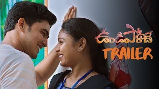 Undiporaadhey Movie Trailer | Tarun Tej | Lavanya - TFPC