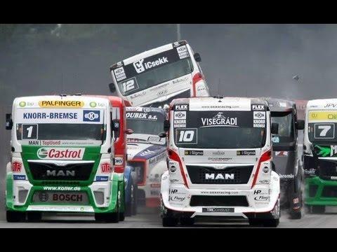 Carreras de Camiones GP Zolder, Bélgica 2013. MAN TRUCK RACE