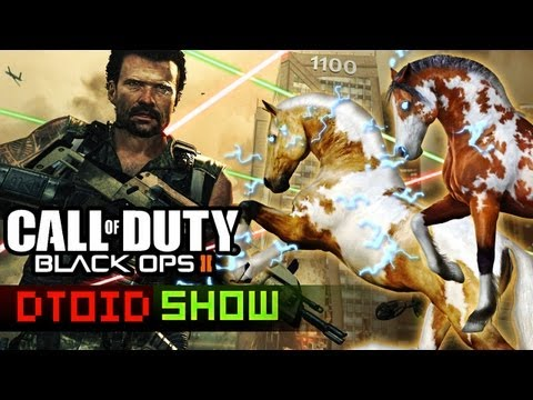 COD: Black Ops 2 HORSES! Plus, Dawnguard Skyrim DLC, Max Payne 3 MULTIPLAYER MAPS, & more!