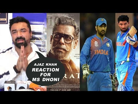 Salman Khan BHARAT Movie Review By Ajaz Khan  Film Logon Ko Pasand Aa Rahi Hai