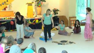 Kinder Yoga Kongress