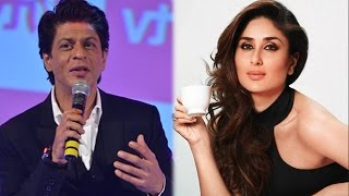 Shahrukh Khan at the launch of a new channel, Kareena Kapoor Khan beefs up her security following th - ZOOMDEKHO