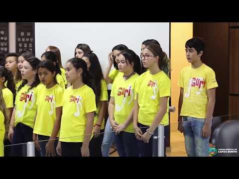Sessão Solene entrega de Título Cidadão Capão bonitense