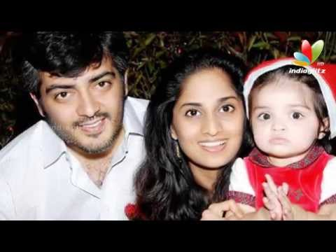 Number two for Ajith shalini | Family, Daughter Anoushka | Hot Tamil CInema News | Thala 55