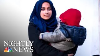 Alabama Mother Who Joined ISIS Pleads To Return Home | NBC Nightly News - NBCNEWS