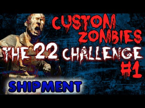 Brotherhood Zombies COD4 Shipment Pt.1
