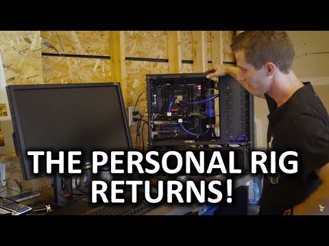 Personal Rig Update 2015 Part 1 - New Parts and HU…