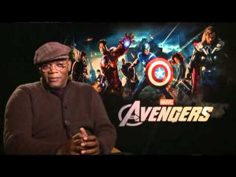 THE AVENGERS Interviews: Evans, Hemsworth, Ruffalo, Jackson, Johannson, Hiddleston, Smulders & more! - YouTube