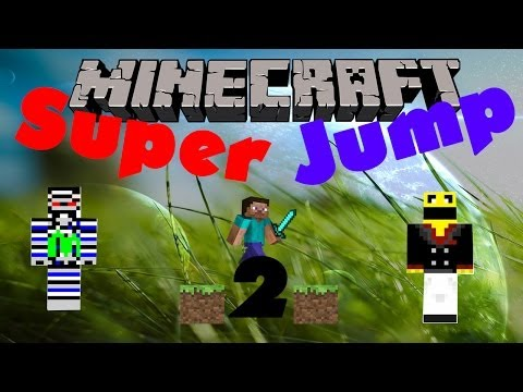 Minecraft PvP: Super Jump: Part 2 [german/HD]: Eine  Schande ?