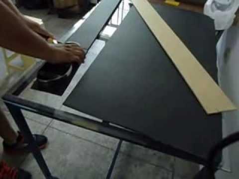 Maquina de Fazer Chinelo e Brindes Completa MPE1P - Ideal para Sublimação e Personalizados