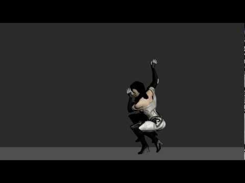 Miranda Dancing