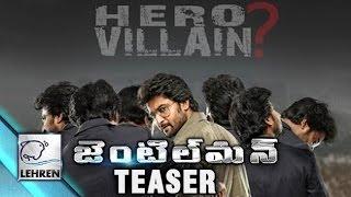 Gentleman MOVIE Official Teaser | Nani | Surabhi | Reivew | Lehren Telugu - LEHRENTELUGU