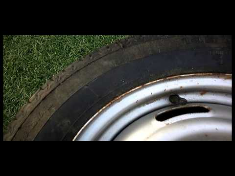 CARAVAN OR TRAILER 145 R13 SPARE WHEEL AND TYRE REMOULD NEVER USED