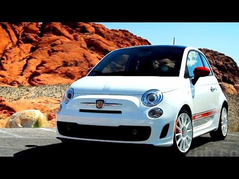 2012 Fiat 500 Abarth Video Review - Kelley Blue Book