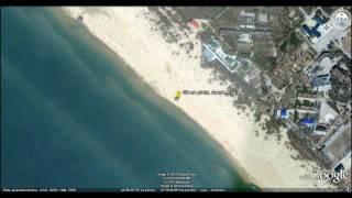 Fajne miejsca na Ziemi w Google Earth