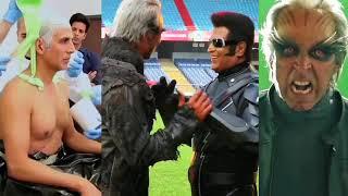Khiladi Akshay Kumar's look in Rajinikanth starrer Robot 2.0 - ITVNEWSINDIA
