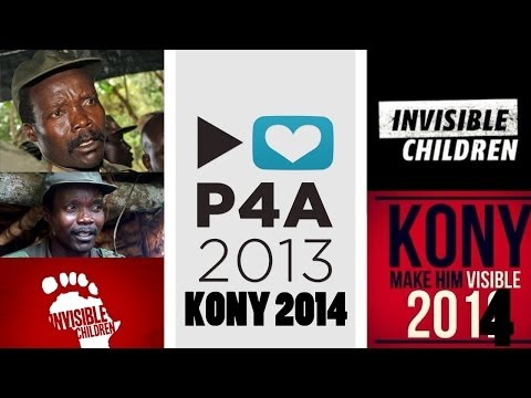 Kony 2014: Project 4 Awesome