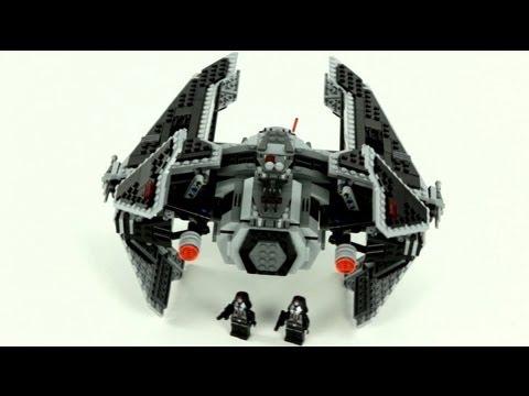 LEGO Star Wars Sith Fury-class Interceptor – Muffin Songs' Oyuncakları Tanıyalım