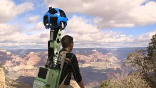 Google Maps is releasing panoramic imagery of one of the world's most spectacular national monuments: the Grand Canyon. These Street View images cover more t...