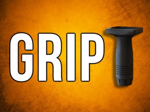 Black Ops 2 In Depth - Fore Grip - Placebo Effect - It does nothing!