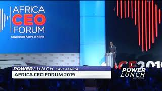 President Kagame delivers opening address at Africa CEO Summit - ABNDIGITAL