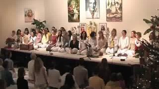 Yoga Vidya Satsang vom 15.12.2012