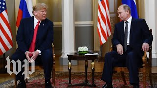 What we know about Trump and Putin's face-to-face meetings - WASHINGTONPOST