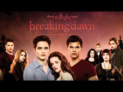 The Twilight Saga: Breaking Dawn Part 1 -  Score Soundtrack - It's Renesmee